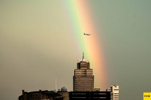 Rainbow, Amsterdam