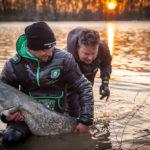 Een week meervalvissen op Jakub Vagner's Catlake Pohan - Totalfishing